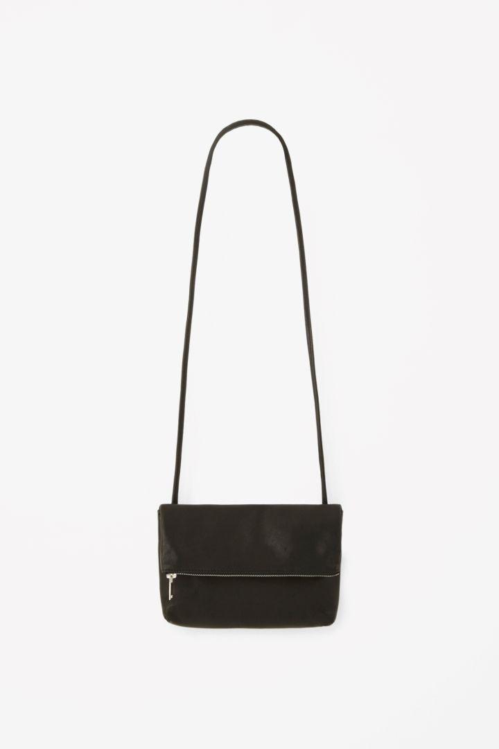 COS | Leather folded bag