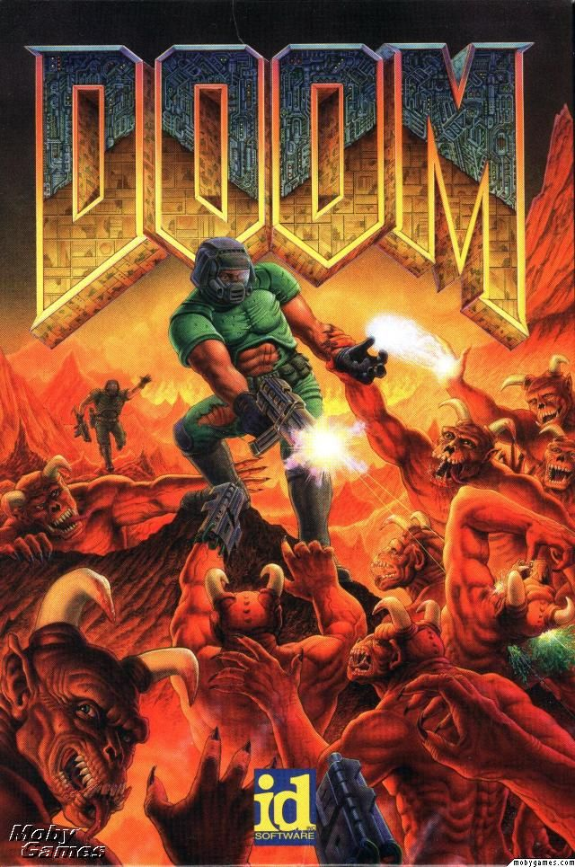 doom game | Dan for All Seasons: Favorite Video Games: Doom/Doom 2 (PC) 1993 and ...