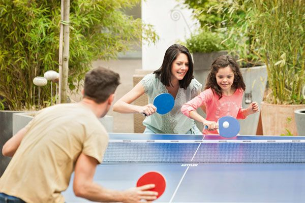 Children Need To Discover And Explore Their Talent In Sports Table Tennis For Kids Can Be Ideal One And It Is A Popular Sport Table Tennis Kids Playing Tennis