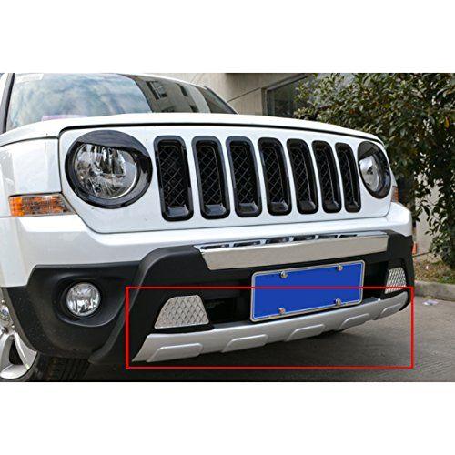 Liquor Car New For Jeep Patriot 2011-2015 2012 2013 2014 ABS Front Bumper Protector Guard
