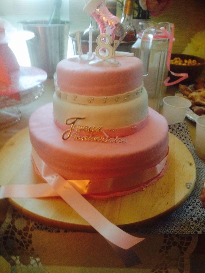 Birthday iman 18 th