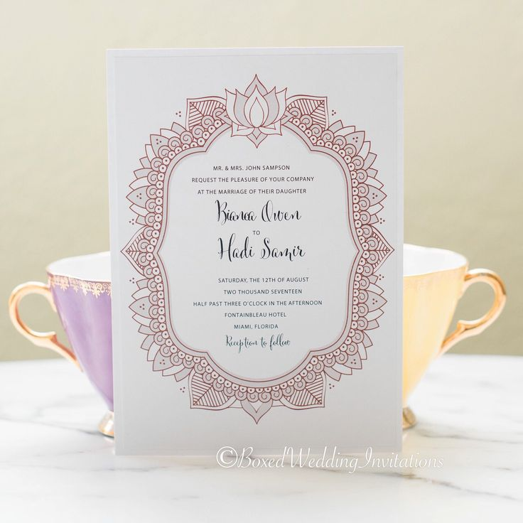 This Beautiful Invite Printed On Double Layer White Cardstock And Art Deco Design What S Not To
