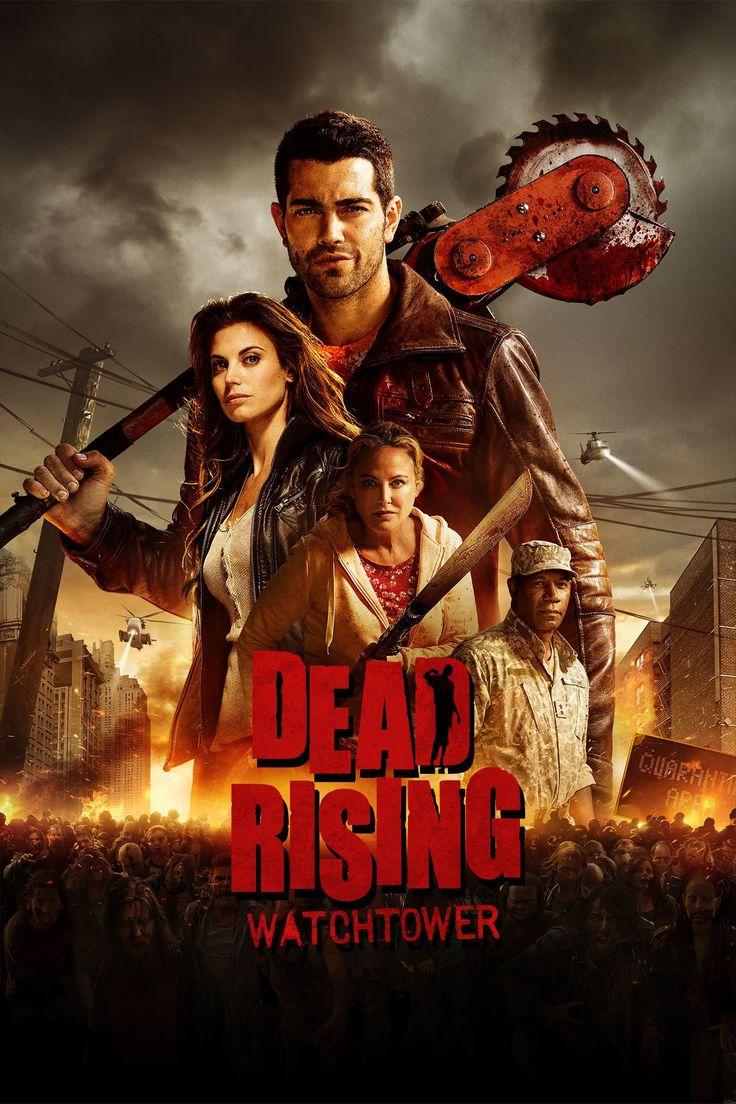 Dead Rising: Watchtower(2015)   Not Rated   1h 58min   Action, Horror   Legendary Digital Media, Amazonプライム   デッドライジング ウォッチタワー