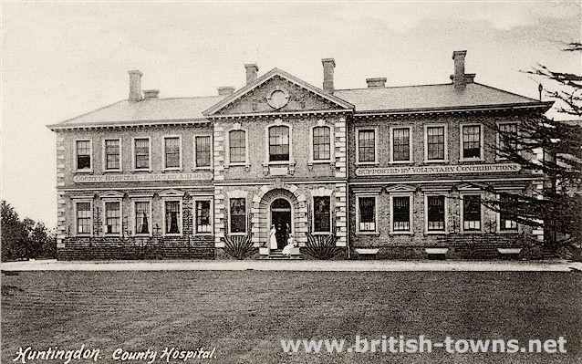 County Hospital Huntingdon