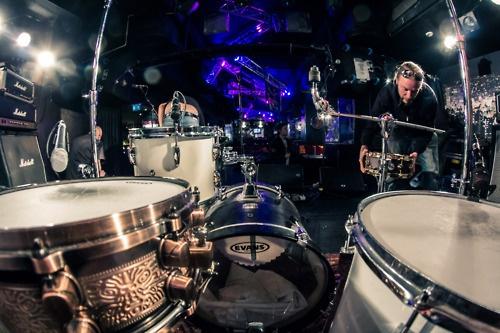 Drums [MadCraft Gig @ Bar Bäkkäri, Helsinki, Finland]