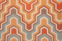 Charleston Home Pagano Tapestry Upholstery Fabric in Terracotta $19.95 per yard