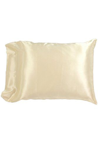 Looking for gorgeous pillowcases? No need to go anywhere else! SPS ivory - standard charmeuse silk pillowcase set (2) - 20 x 26 inches. 100% silk charmeuse.