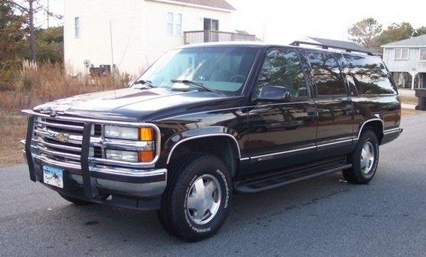 1994 Chevrolet Suburban Service Repair Manual In 2020 Chevrolet Suburban Repair Chevrolet