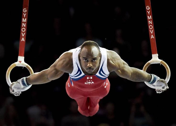 Donnell Whittenburg - Gymnastics - Artistic - Men's Rings - USA. A great day of gymnastics!!