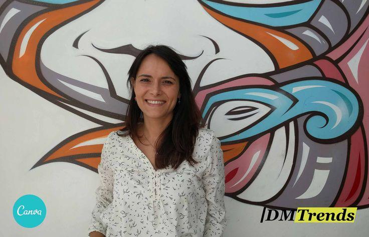 Entrevistamos a Belén Fernández, International Growth Manager de Canva sobre esta fantástica herramienta de diseño y su nueva versión en Español