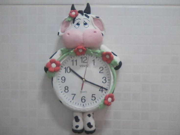 Relógio de Vaquinha