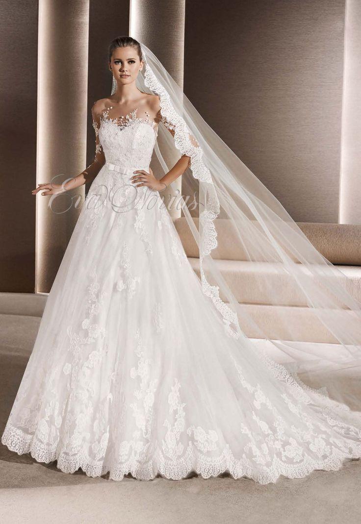 26 besten Kleider Bilder auf Pinterest | Hochzeitskleider, Kleid ...