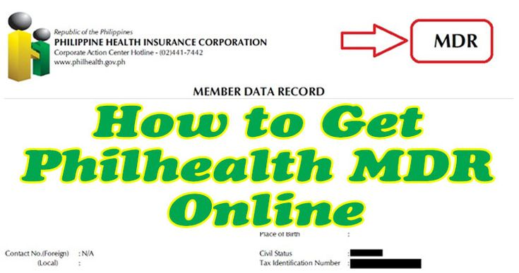 How to Get Your Philhealth MDR Online in 5 Easy Steps