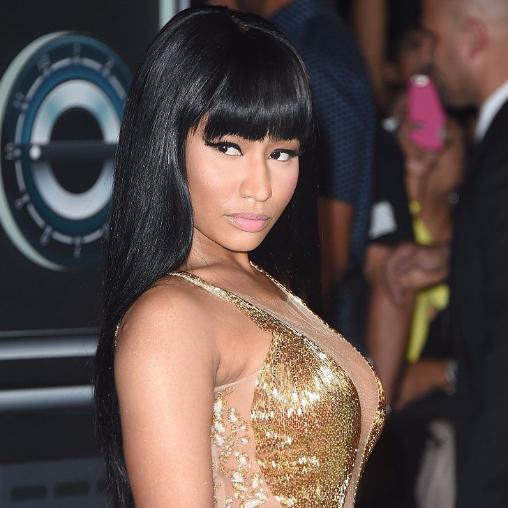 "Nicki Minaj Calls Out Miley Cyrus on Stage at the VMAs For Saying She's ""Not Too Kind"""