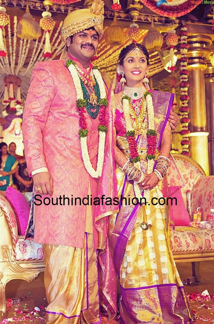 Telugu wedding--manchu manoj wedding photos