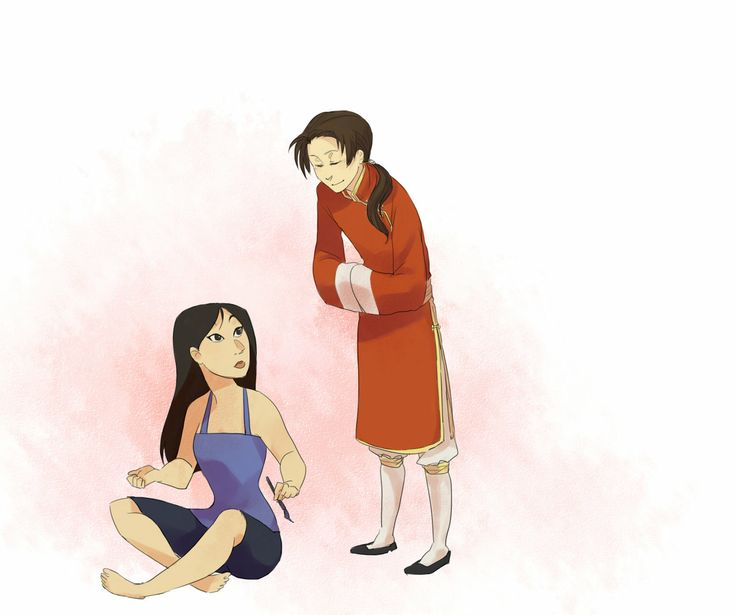 Saviour of China by shiraa9.deviantart.com on @deviantART Disney and Hetalia! My two favorite animated things together!