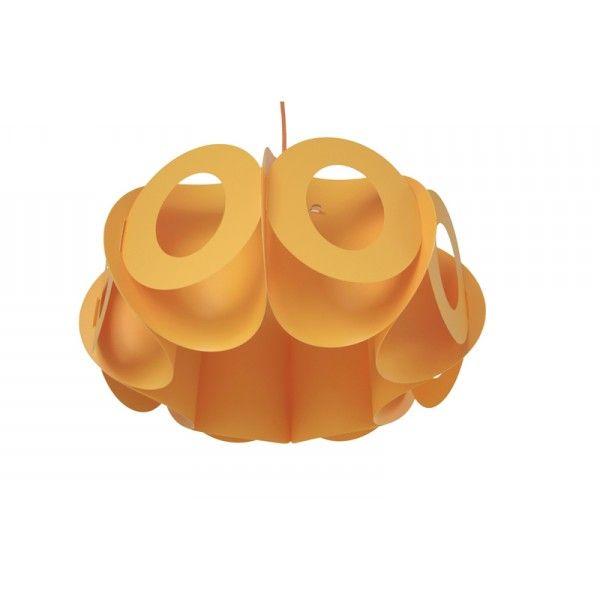 Lampa Oval O Kafti Design - pomarańczowaOval cechuje płynność kształtów