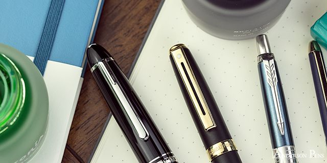 Ink it Up! The Anderson Pens Newsletter is hot off the presses! Graphilo Notebooks, Montblanc Ballpoints, Parker Jotter Special Editions & More!  _ #fpn #fpgeeks #fountainpen #fountainpens #stationery #stationeryaddict #andersonpens #inkitup