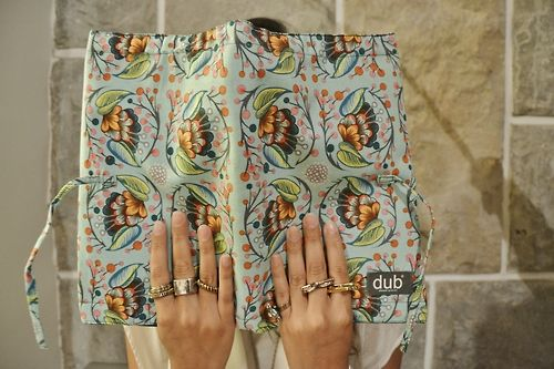 dub - dressed up books