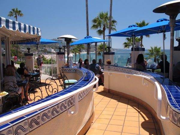 Restaurant in laguna beach ca las brisas restaurant for Romantic restaurants in california