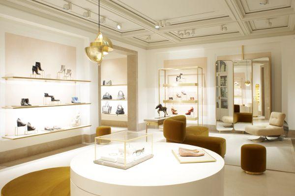 Joseph Dirand / Chloe's new flagship store, Paris — London Design Journal