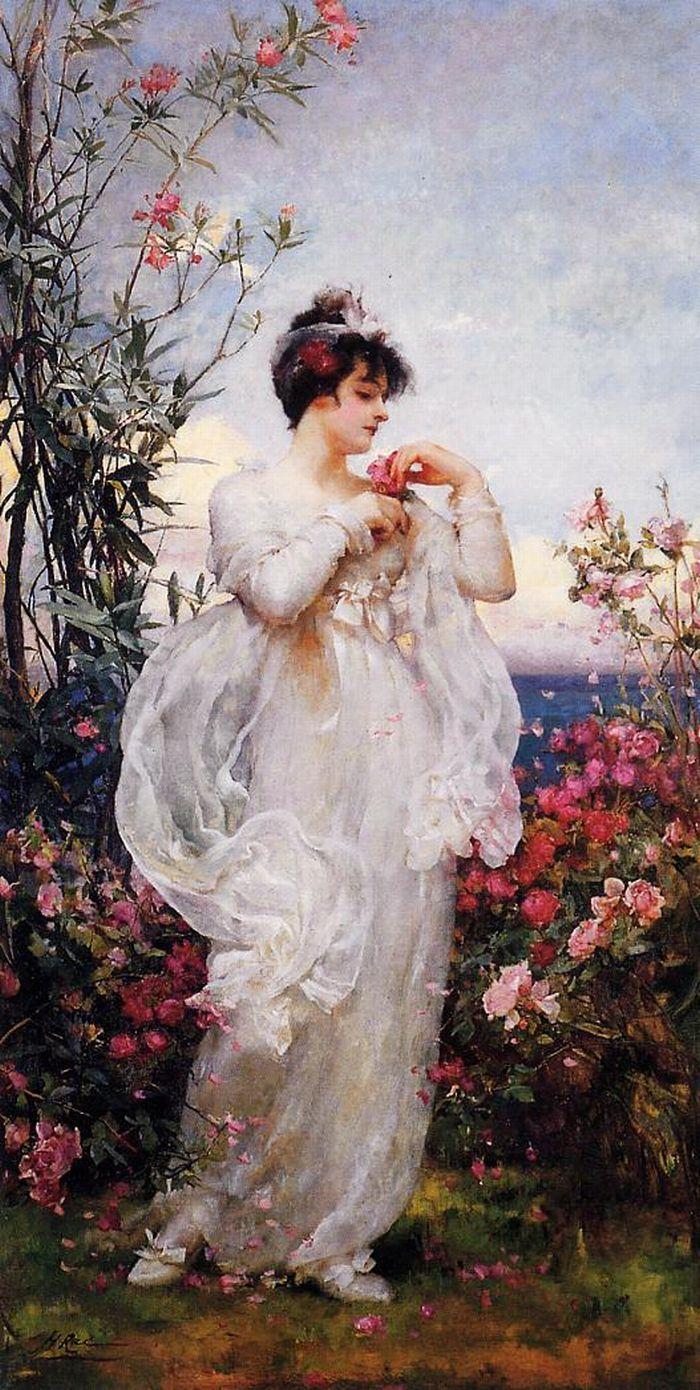 Pintura de Henrietta Rae - Inglaterra