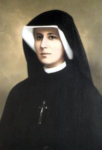 Feast of the Divine Mercy, Sr Faustina