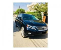 Lexus Rx450H GYL16 (TOP OF THE LINE) FOR SALE IN GOOD AMOUNT