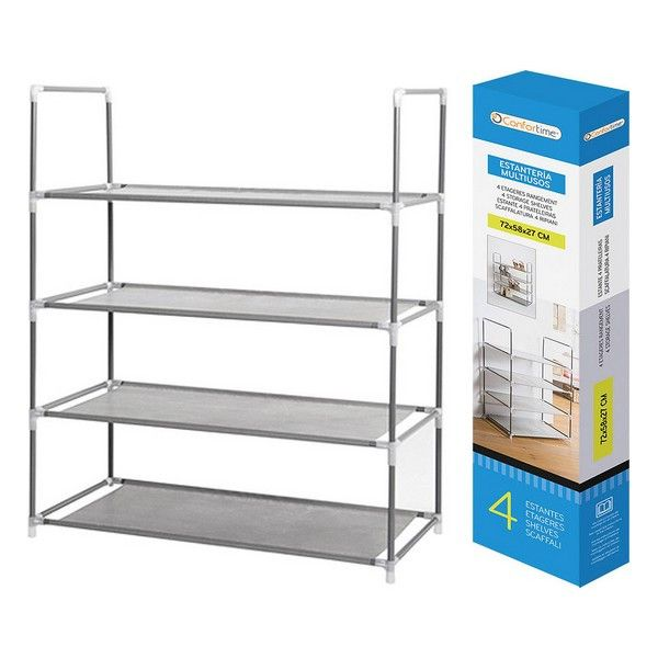Shelves Confortime 4 Shelves 72 X 58 X 27 Cm If You Want To Add
