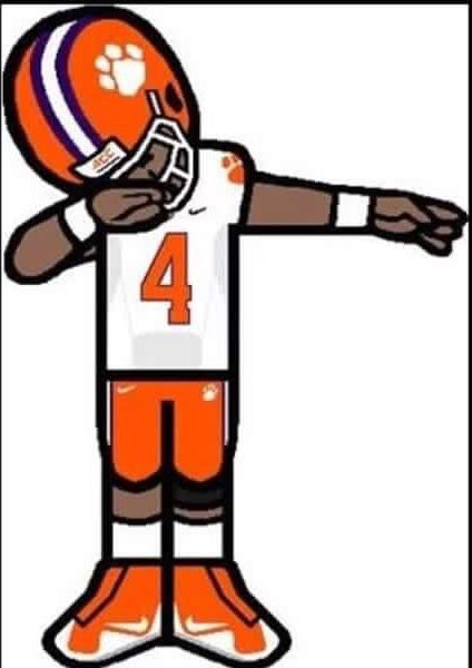 clemson football logo coloring pages - photo#37