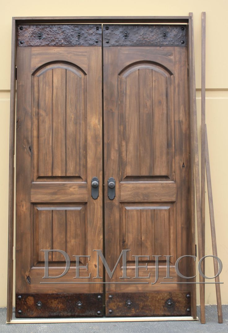 20 best images about large double doors on pinterest for Exterior double entry doors