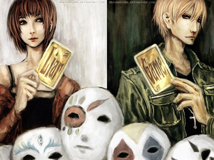 Liar Game by DragonOlong.deviantart.com on @DeviantArt
