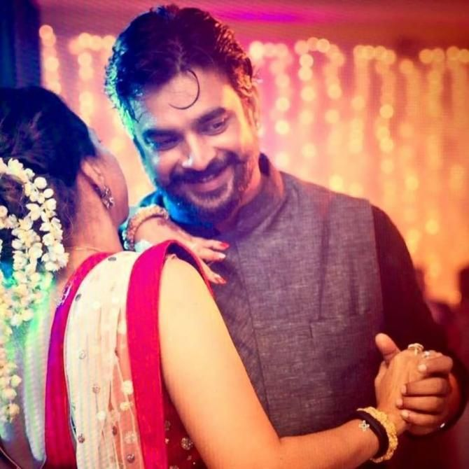 R Madhavan And Sarita Birje: The Love Story Of A Mentor And A Student