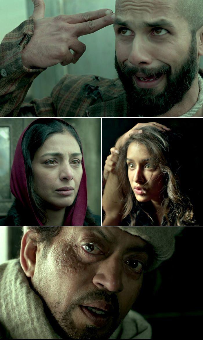 Haider stills: Shahid Kapoor, Tabu ace the emotionalgraph #Bollywood #Movies