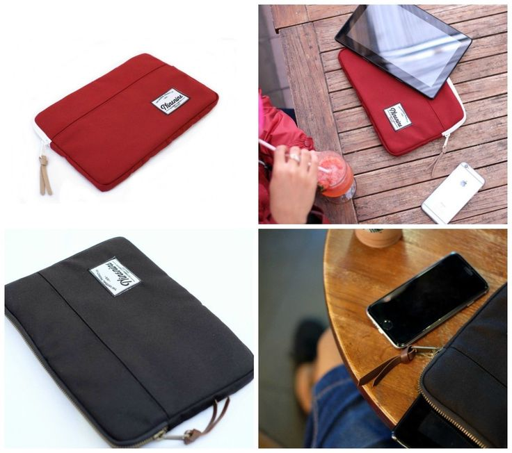 "Stylish Waterproof 10"" iPad Tablet Sleeve Samsung Case Asus iPhone Pouch Bag 