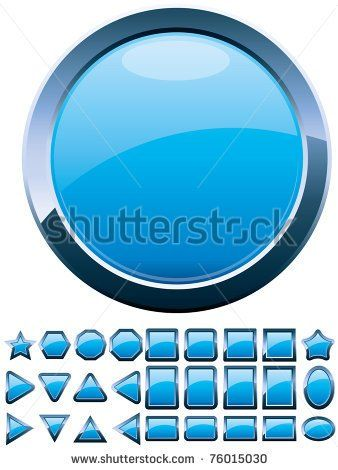 Glossy Button Stock Photos, Royalty-Free Images & Vectors ...