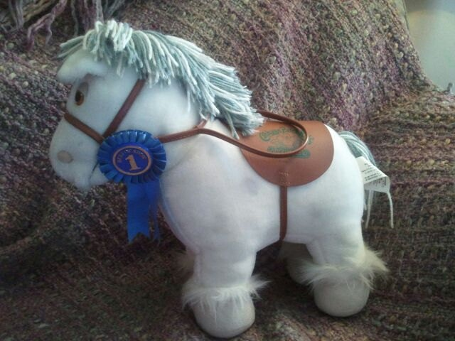 cabbage patch kids horse