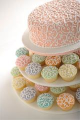 wow: Snickers Cake, Cupcakes Ideas, Cakes And Cupcakes, Pretty Cakes, Shower Cakes, Pretty Pastel, Cakes Design, Beautiful Cakes, Cakes Cupcakes Towers