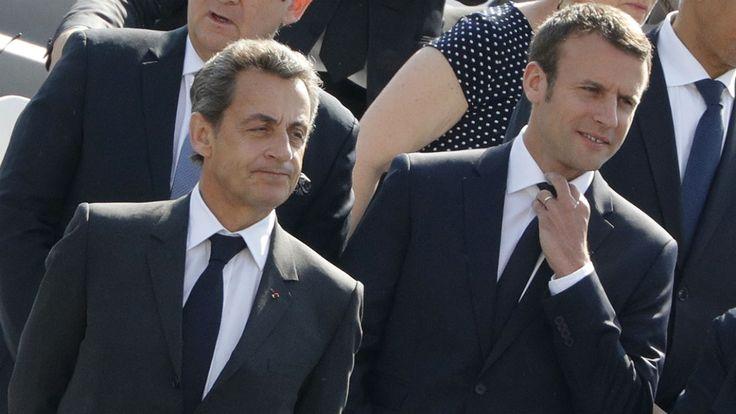 Quand les couples Macron et Sarkozy dînent en toute discrétion à l'Elysée