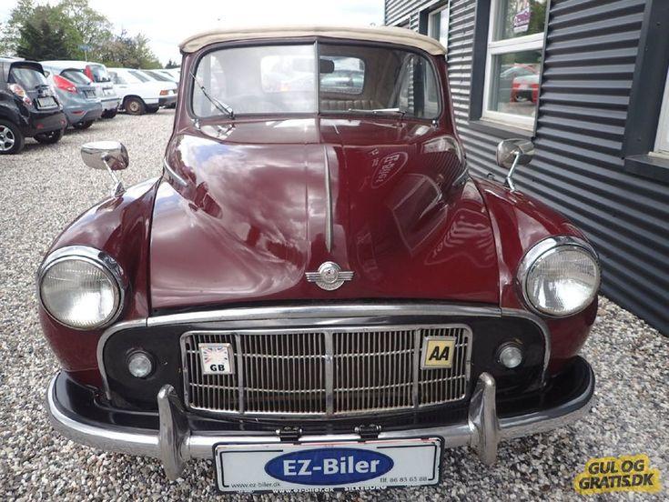 Minor 1000 Cabriolet Billede 8