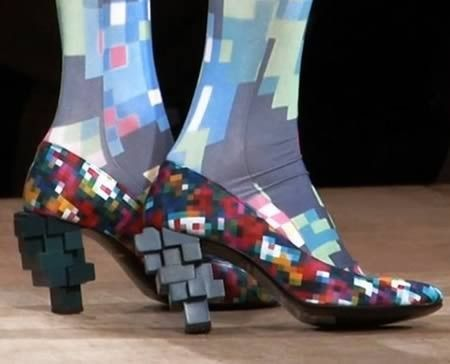 pixel Calze e Scarpe