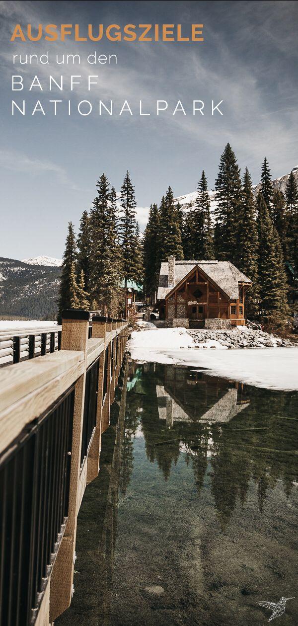 Ausflugsziele rund um Banff – Highlights & Tipps