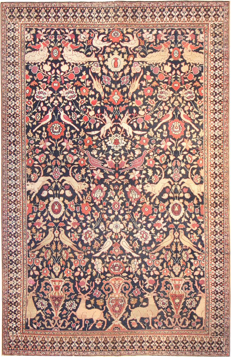 Detail Image By Nazmiyal For The Love Of Rugs Persian