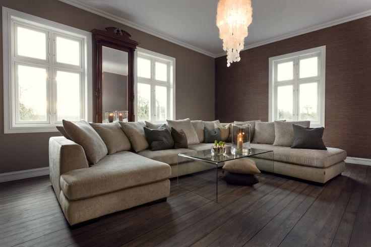 Paso Doble Sofa Divan + 2.5 + Crn + End Part