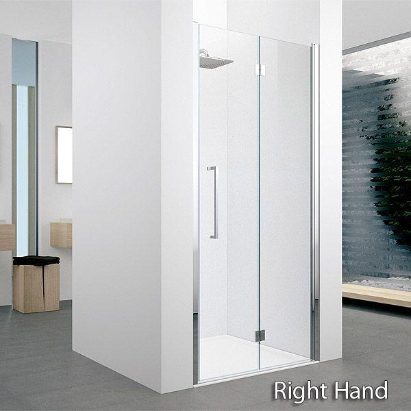 Bi-Fold door frameless, for Guest en-suite