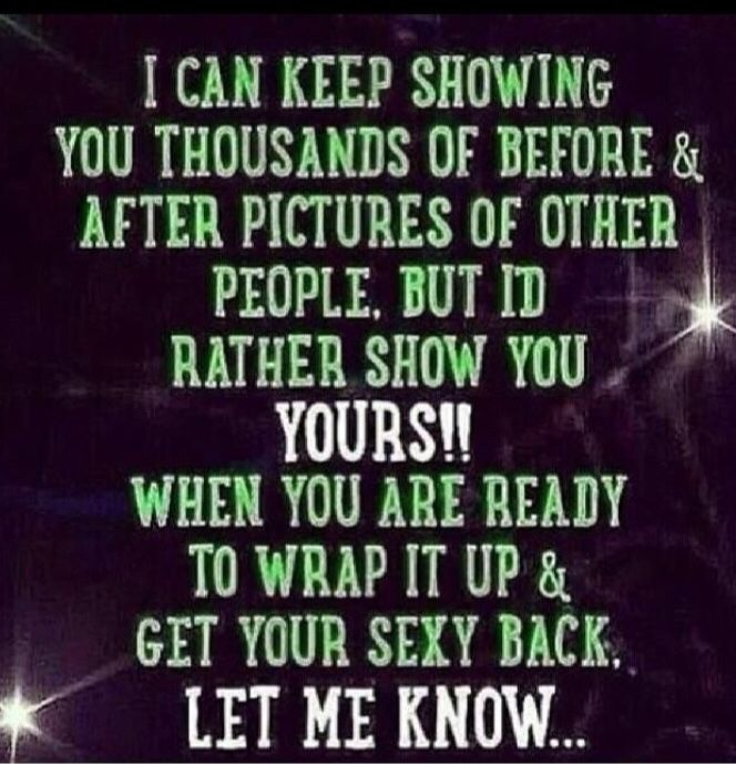 Let's see you #transformation! (Www.transformationbytrish.myitworks.com) #new #diet #wrap #itworks #fitness