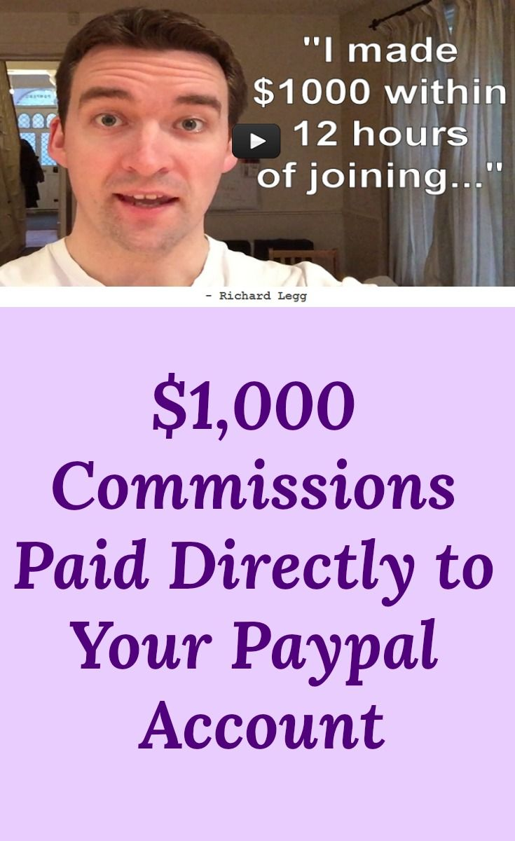 How he made $1,000 within 12 hours of  joining...  #affiliatemarketing