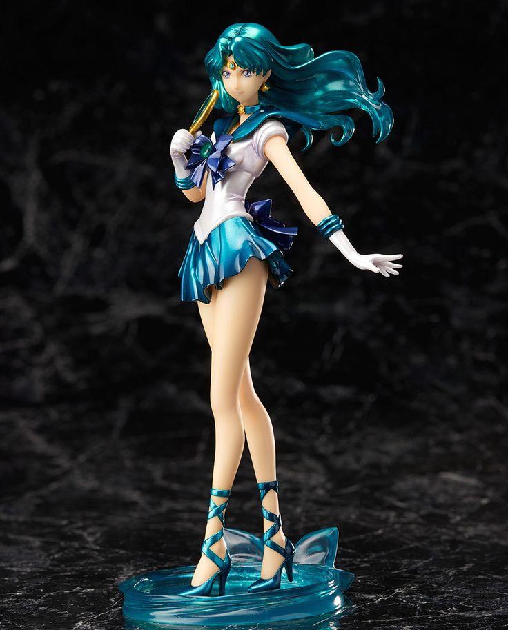 """sailor moon crystal"" ""sailor moon merchandise"" ""sailor moon figure"" ""sailor moon toys"" ""sailor moon"" ""sailor neptune"" ""figuarts zero"" figure anime ""sailor uranus"" ""sailor moon collectibles"" ""tamashii nations"" bandai shop japan 2017"