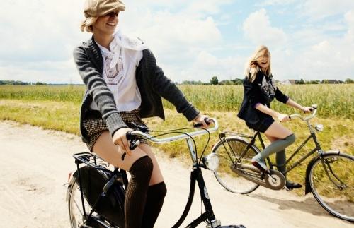 David BurtonThe Campaigns, Bicycles, Vintage Bikes, Cycling Uniforms, Fashion Photography, Stylish Cycling, Burton Photography, David Burton, Woman Style