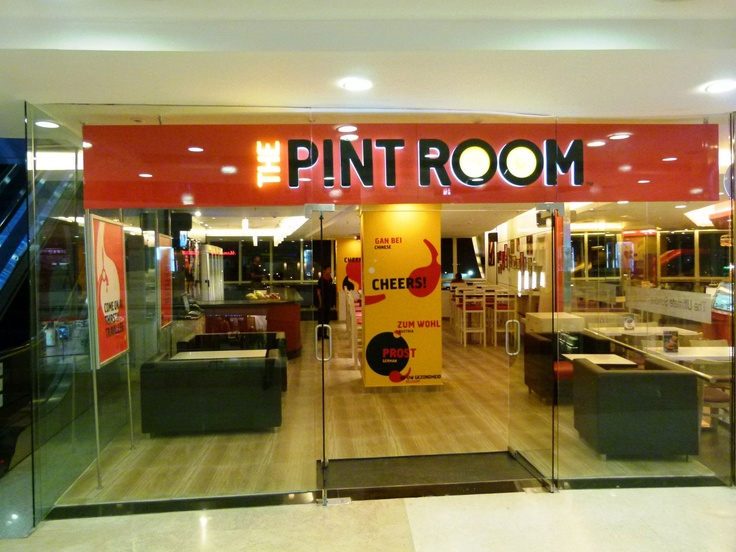 The Pint Room is now open at Royal Meenakshi Mall Bannerghatta Bengaluru
